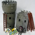Playmobil Castle Parts Pirate Jousting Horse Walls