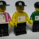 Lego Tour de France Promo Telekom Racing Cyclists Figures