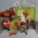 CPK Cabbage Patch Kids 6 McDonalds Happy Meal Toys