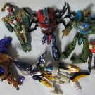 Transformers Beast Machines Lot Sky-Byte Megatron ++