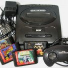 Sega GENESIS Console & Accessories & Video Games