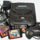 Sega GENESIS Console & Accessories & Video Games