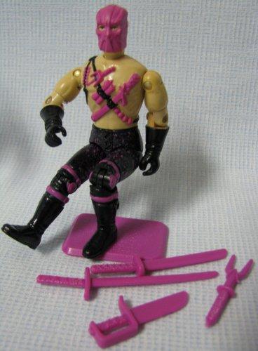 Gi Joe BANZAI Ninja Force 1991 Action Figures
