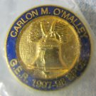 Elks BPOE Carlon O'Malley Award Pin