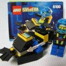 Lego Aquashark Dart Aquazone Set 6100
