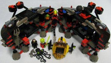 Lego Ogel's Underwater Base Alpha Team Set 4794