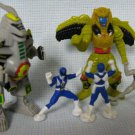 Power Rangers Dragonzord Squatt - Micro Machines
