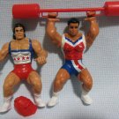 American Gladiators NITRO + TURBO Figures