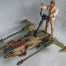 Star Wars Luke Skywalker's Desert Sport Skiff POTF Kenner