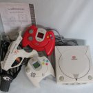 Sega DREAMCAST Console & Accessories & Video Games + Dreamshell SD Adapter+