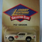 PEZ Groom Camaro Johnny Lightning Collector Club