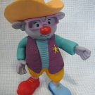 Disney JoJo's Circus Sheriff Skeebo Toy Figure