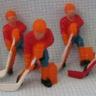 Vintage Electronic Hockey Players Plastic Game Parts