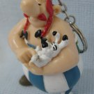 Asterix & Obelix Figure Keychain Plastoy
