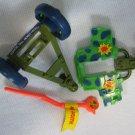 TMNT Sewer Seltzer Cannon Parts Ninja Turtles