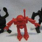 Ro-Gun Robots Plastic Arco Figures 1980s