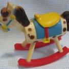 Vintage Wilton Rocking Horse Cake Topper