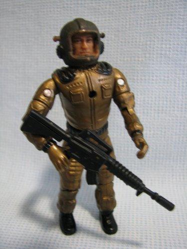 Remco Combat King US Forces GI Joe Figure 1986