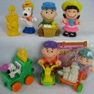 McDonalds Happy Meal Toys PEANUTS Figures Snoopy Lucy