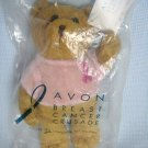 Avon Breast Cancer Crusade Teddy Bear Plush - MIP
