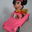 Disney Minnie Mouse Pink Diecast VW Volkswagen Tomy PD-6