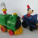 Disney McDonald's Mickey's Birthdayland 1988 Pull-Back Cars