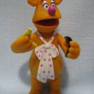 Fozzie Bear Muppets Take Hollywood Action Figure 2003