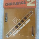 Vintage Crestline Crossover Puzzle Challenge #2 Games Toys