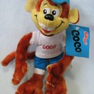 Coco the Monkey Kellogg's Cereal Plush Toy