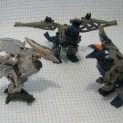 Zoids Mini Ptera Figure Lot