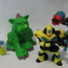 Trash Bag Bunch Figures Lot Galoob Breezor Trashbalaster n More
