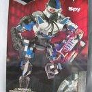Mega Bloks SPY Robot Transforming Blok Bots 9337