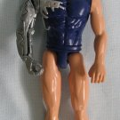 "MAX STEEL 11"" Psycho Action Figure Mattel"