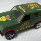 Nintendo Koopa Ford Bronco Diecast MARIO KART Racing Champions
