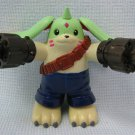"Digimon Gargomon 2.5"" Action Figure Bandai"