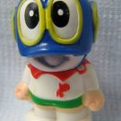 Vintage Perman Paman Vinyl Mini Figure Gashapon Candy Toy