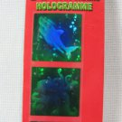 American Greetings 3D Hologram Sealife Stickers MIP