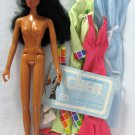 "1976 Mego Cher 12"" Action Figure Doll Vintage Clothing Shoes Catalog"