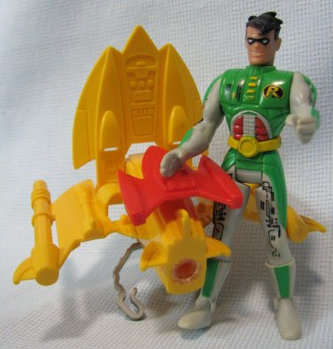 Adventures of Batman Duo Force Air Strike Robin
