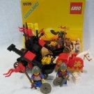 Vintage Lego Twin Arm Launcher Castle Lion Knights Set 6309