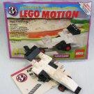 Lego Motion Land Laser McDonalds Happy Meal Set 3A 1989