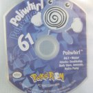 Pokemon CD-ROM Pokemon PC/Mac Game Poliwhirl #61 Video Game