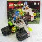 Lego Cyborg Scout UFO Space Set 6818