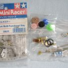 Vintage Tamiya Mini 4WD MiniRacer Rear Aluminum Multi-Functional Stay Kit 15143 MIP