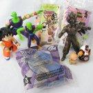 Dragon Ball Z Burger King 2000 2002 Figures Krillin Goku Roshi n More DBZ