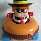 Hamburglar in Hamburger McDonald's Fisher Price Under 3 Happy Meal Promo Toys