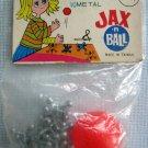 Vintage Jax n Ball Metal Jacks Set MIP