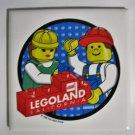 Lego Tile Ceramic Legoland California Trivet