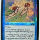 MTG Thornwind Faeries - Foil NM  Urza's Legacy Magic the Gathering WOTC