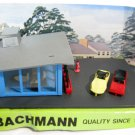 Bachmann Drive-In Hamburger Stand N Scale Train Building